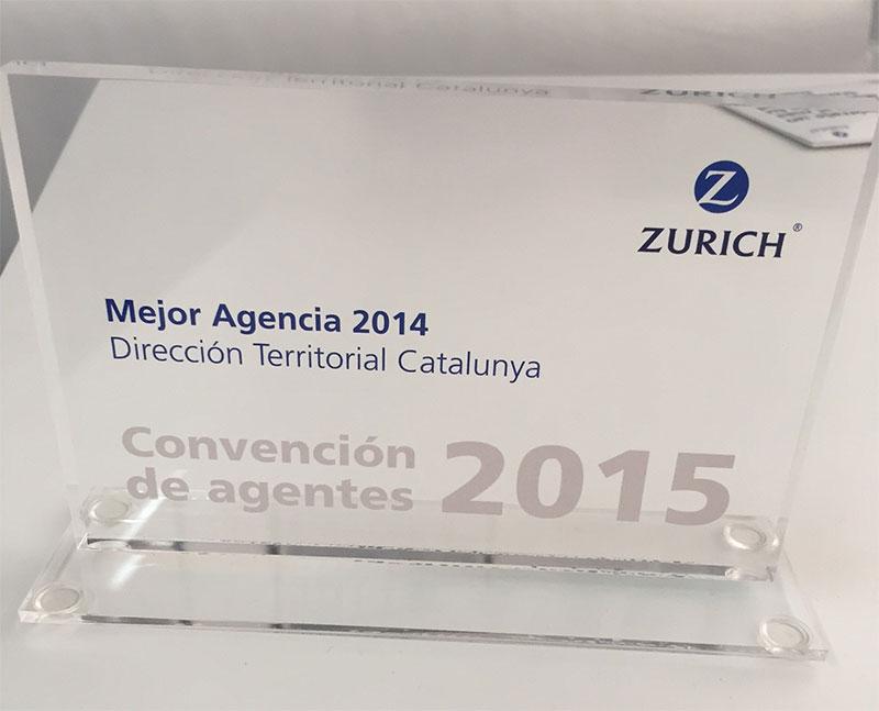 premio mejor agencia 2014